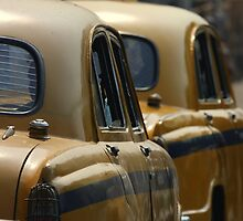 Kolkata Taxis by BGpix