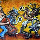 The Jazz Trio by Jason Gluskin