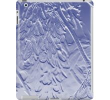 Helicopter Seed in Blue iPad Case/Skin