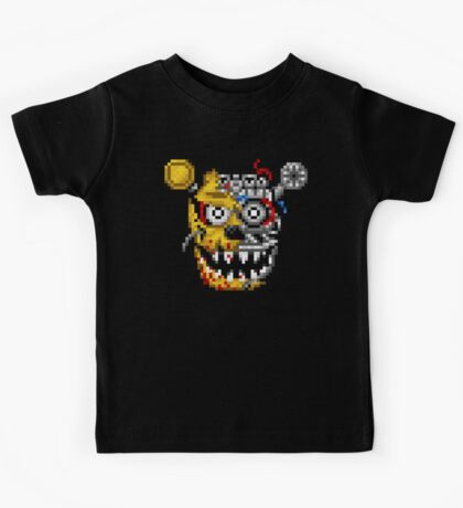 I am still here. - Five Nights at Freddy's 3 - Pixel art Kids Tee