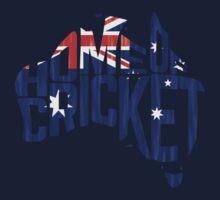 Australia, Home of Cricket Kids Clothes