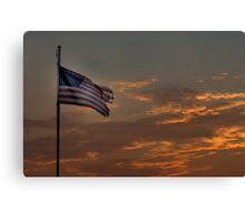 Revive Us Lord Canvas Print