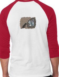 Hitchhikers of the Caribbean Men's Baseball ¾ T-Shirt