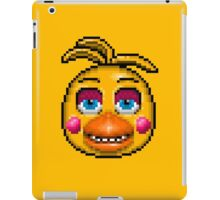 Five Nights at Freddy's 2 - Pixel art - Toy Chica iPad Case/Skin
