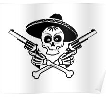 dos pistoles Poster