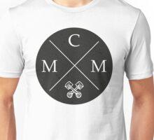 Crossed MCM Badge Unisex T-Shirt