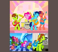 Pinkie Pie Beatles (Yamaha drums) Unisex T-Shirt