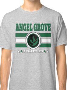 Angel Grove Athletics - Green Classic T-Shirt