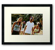 bandITs Framed Print