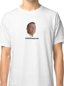 #shithappens Classic T-Shirt