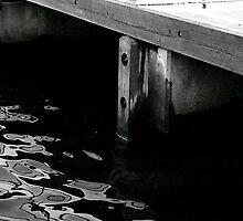 Under the Pier - Edenton, NC by Nicole  Simpson