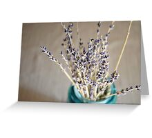 Lavender Goodness Greeting Card