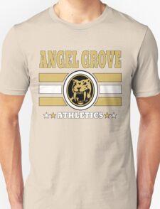 Angel Grove Athletics - Yellow Unisex T-Shirt
