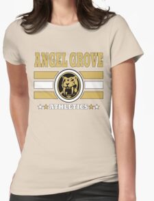 Angel Grove Athletics - Yellow T-Shirt