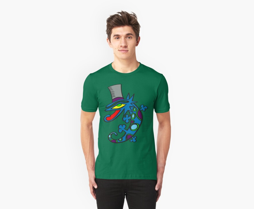 Horus O'Gecko by sunpatchac