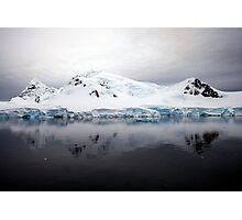Antarctic Landscape - Paradise Bay Photographic Print