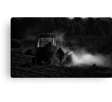 Working class hero Canvas Print