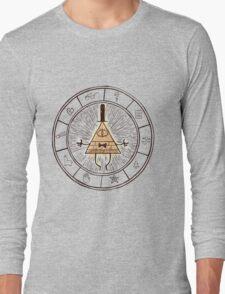 Cipher  Long Sleeve T-Shirt