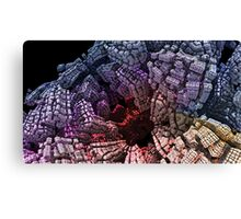 Pulls you in - Abstract Fractal Canvas Print