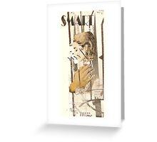smart, 2010 Greeting Card