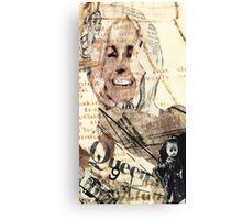 Queen, 2010 Canvas Print