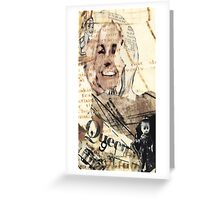 Queen, 2010 Greeting Card