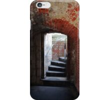 Inside the Round Tower iPhone Case/Skin
