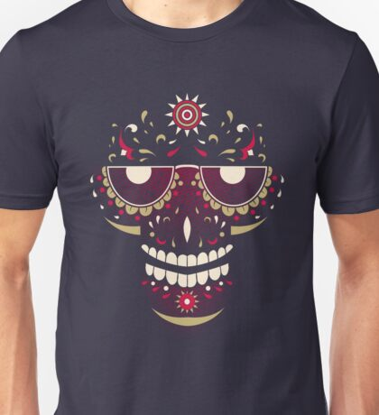 Mexi Voodoo Day Unisex T-Shirt