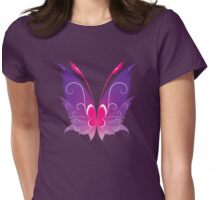 Pixie wings Womens Fitted T-Shirt