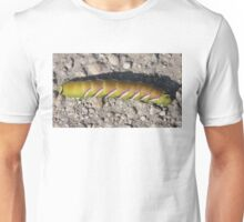 Caterpillar (Privet Hawk - Moth) Unisex T-Shirt