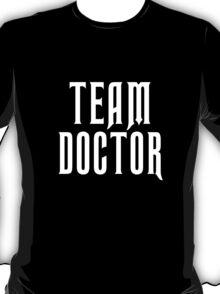 Team Doctor - White T-Shirt