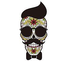 Mexi Voodoo Genty Photographic Print