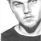 Leonardo DiCaprio by Alexander Churches