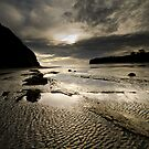 New Zealand Beachscape by MissMoon2009