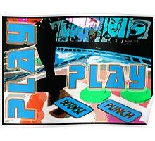 Play - Arcade Life Poster