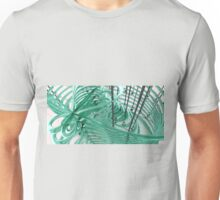 Abstract Precision - CG render Unisex T-Shirt