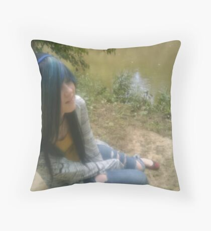 Dream. Throw Pillow