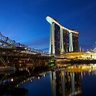 Marina Bay Sands Hotel by damienlee