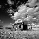 The old Midnight oils house by joel Durbridge