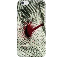 Bloody Nose iPhone Case/Skin