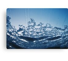 Guess what. Canvas Print