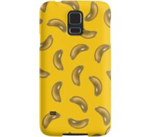 Yellow drops Samsung Galaxy Case/Skin