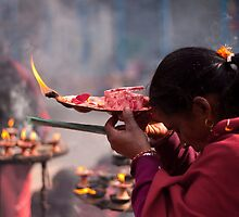 devotee by SRana