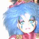 blue clown by bluecrystal93