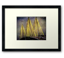 The Fred Hartman Framed Print