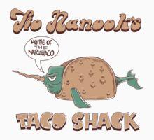 Tio Nanook's Taco Shack Kids Clothes