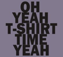 oh yeah t-shirt time yeah jersey shore by personalized