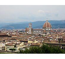 Florence Duomo Photographic Print