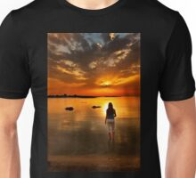 Into the sea, into the light Unisex T-Shirt