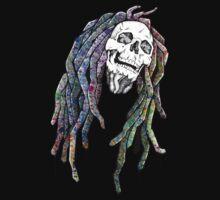 Dead King - Bob Marley One Piece - Short Sleeve